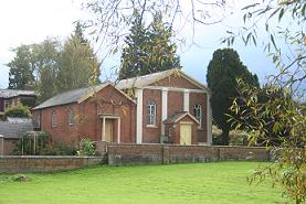 Picture of the Church viewed from the north-east.